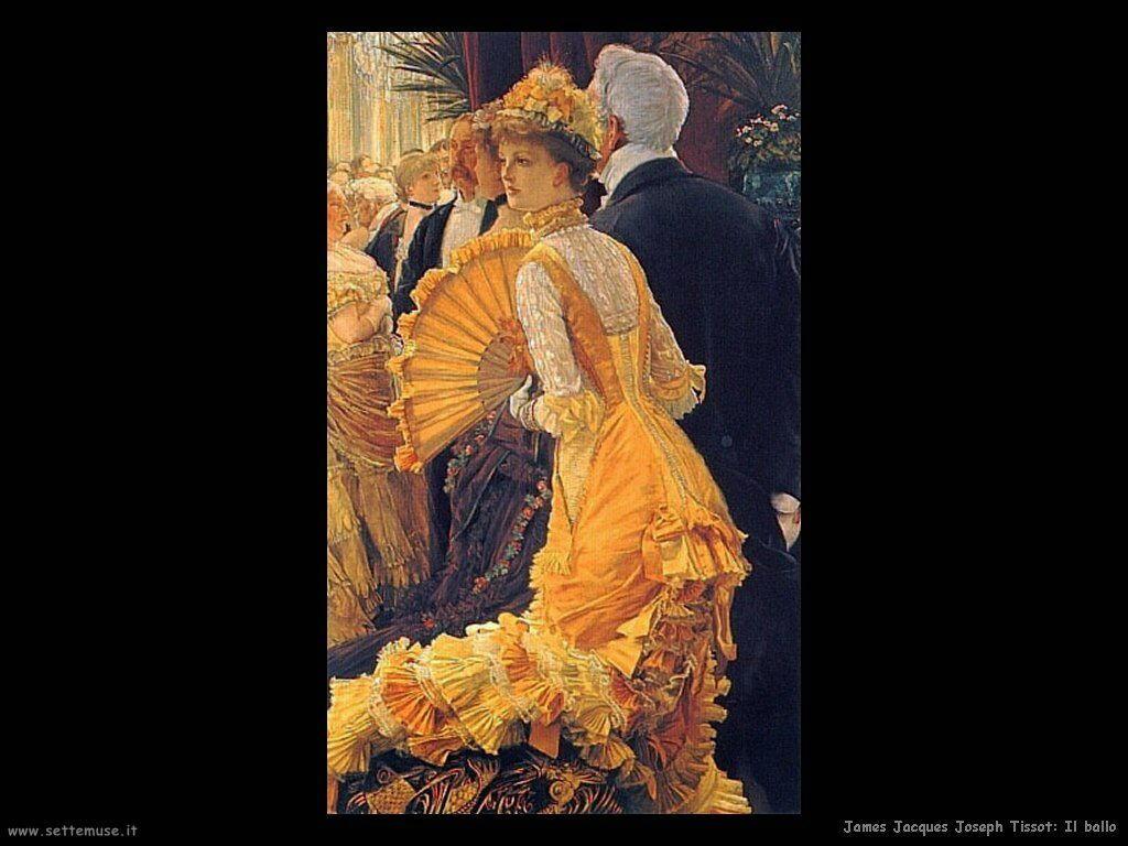 Tissot, Il ballo