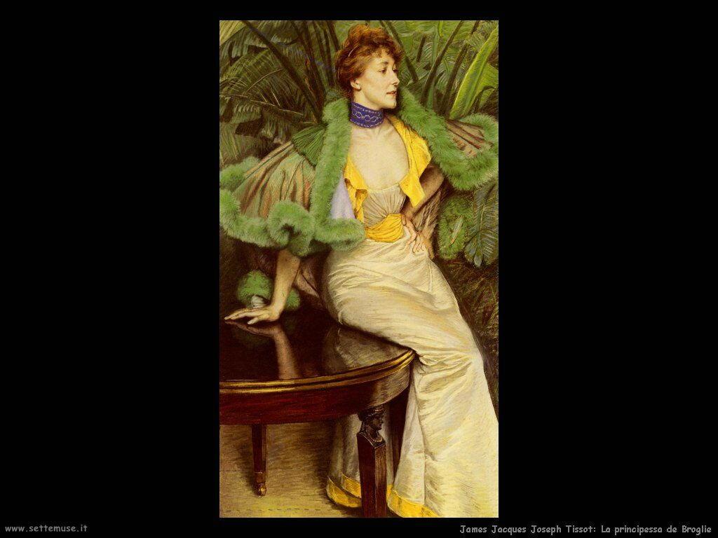 Tissot, Principessa de Broglie