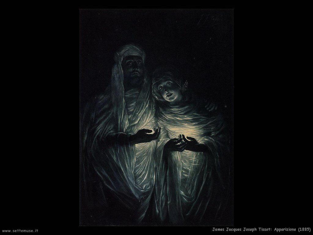 Apparizione (1885) Tissot