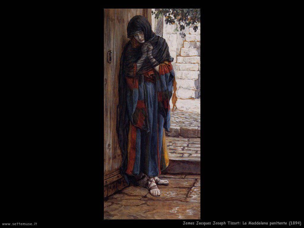 Tissot, Maria Maddalena penitente (1894)