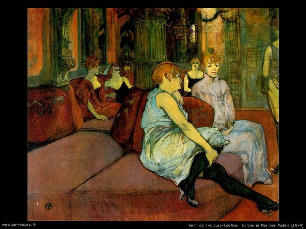 De Toulouse-Lautrec Henri