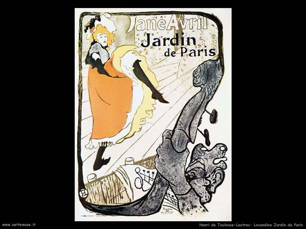 025 locandina jardin de paris