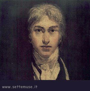 Ritratto di Joseph Mallord William Turner