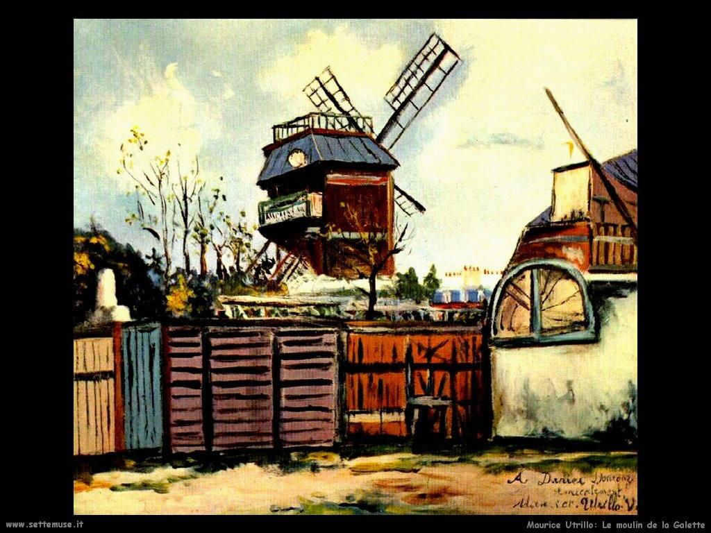 Maurice Utrillo_le_moulin_de_la_galette