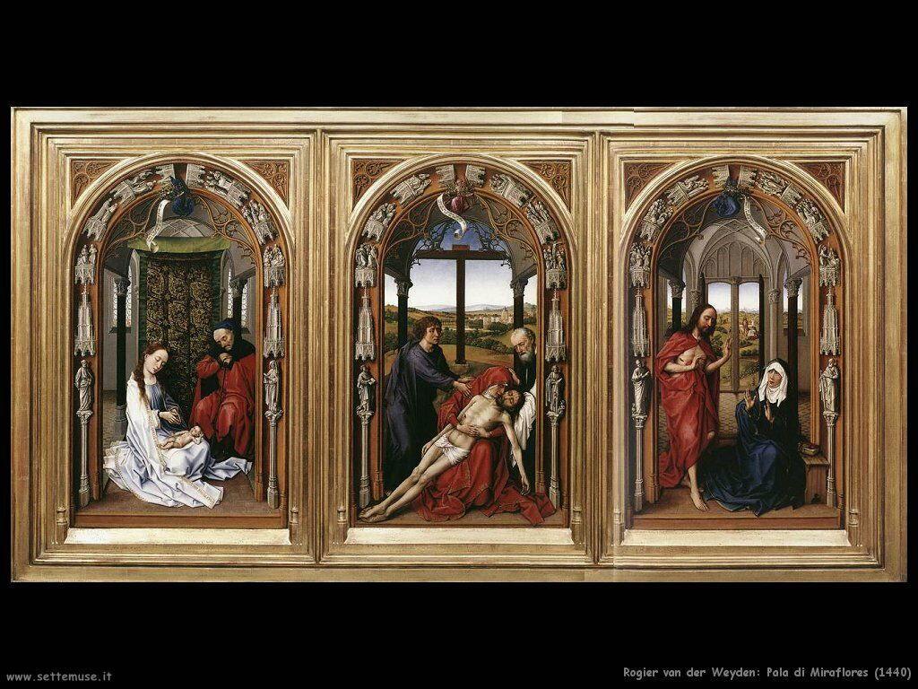 Van der Weyden Rogier