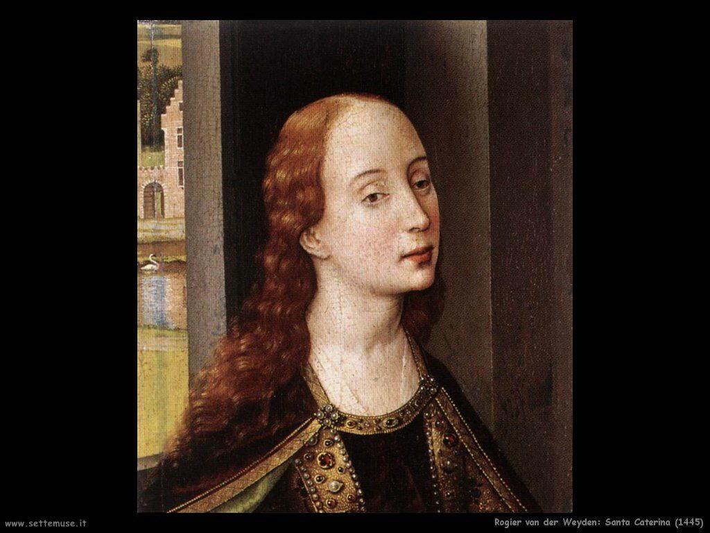 rogier_van_der_weyden_santa_caterina_1445