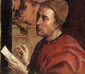 Dipinto di Rogier Van der Weyden