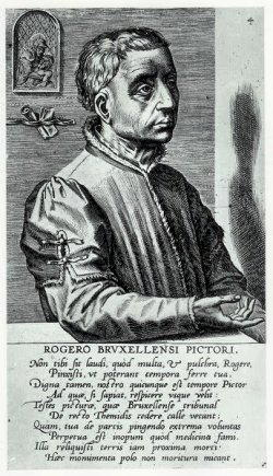 Ritratto di Rogier Van der Weyden