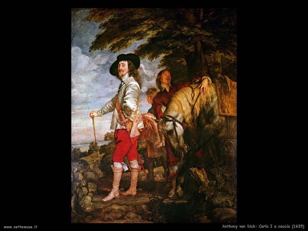 Anthony van Dyck_carlo_I_a_caccia_1635
