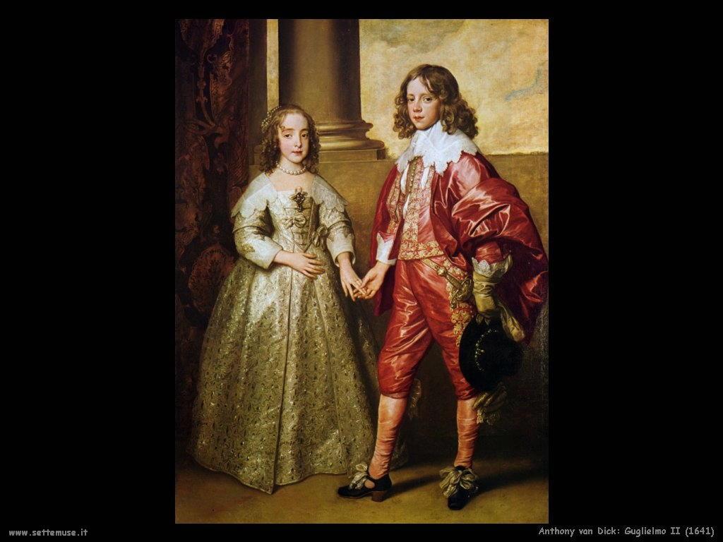 Anthony van Dyck_guglielmo_II_1641