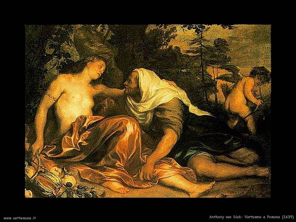 Anthony van Dyck_vertumno_e_pomona_1639