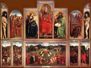 Polittico di Gand  - Biografia di Jan van Eyck
