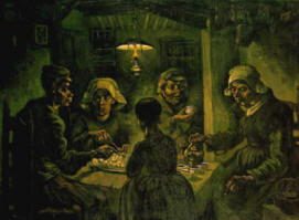 Ritratto di Vincent van Gogh