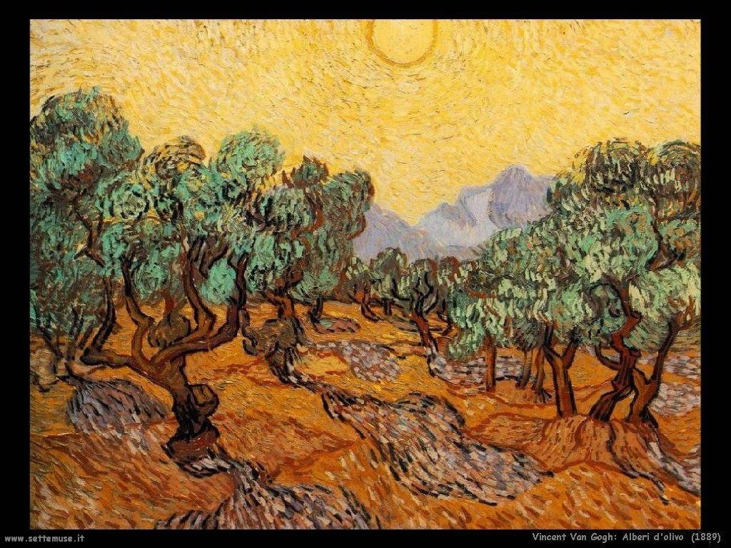 Vincent van Gogh_alberi_olivo_1889