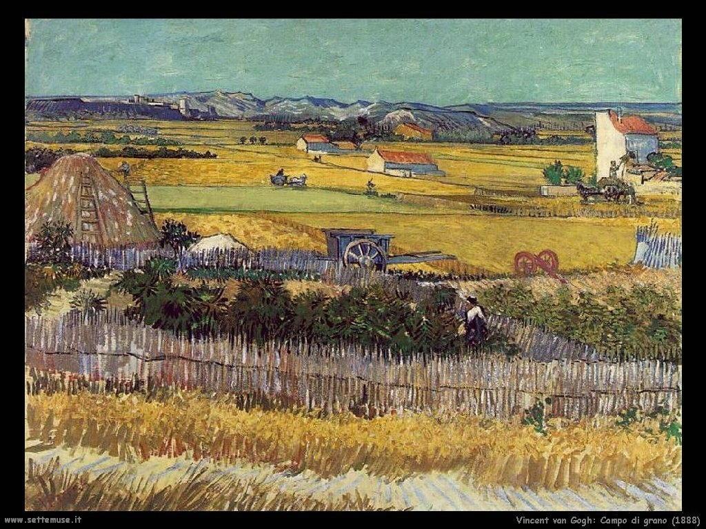 Vincent van Gogh_campo_di_grano_1888
