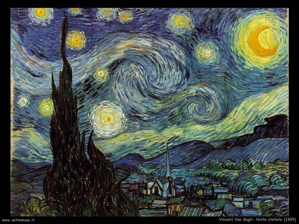 Vincent van Gogh_notte_stellata_1889