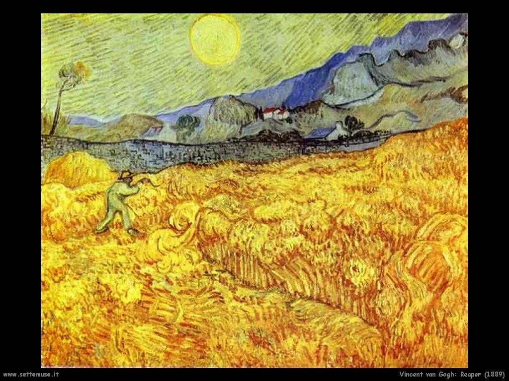 Vincent van Gogh_reaper_1889