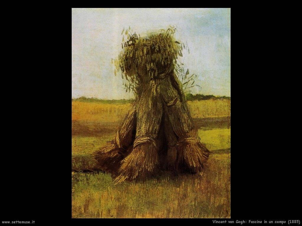 Vincent van Gogh_fascine_in_un_campo_1885