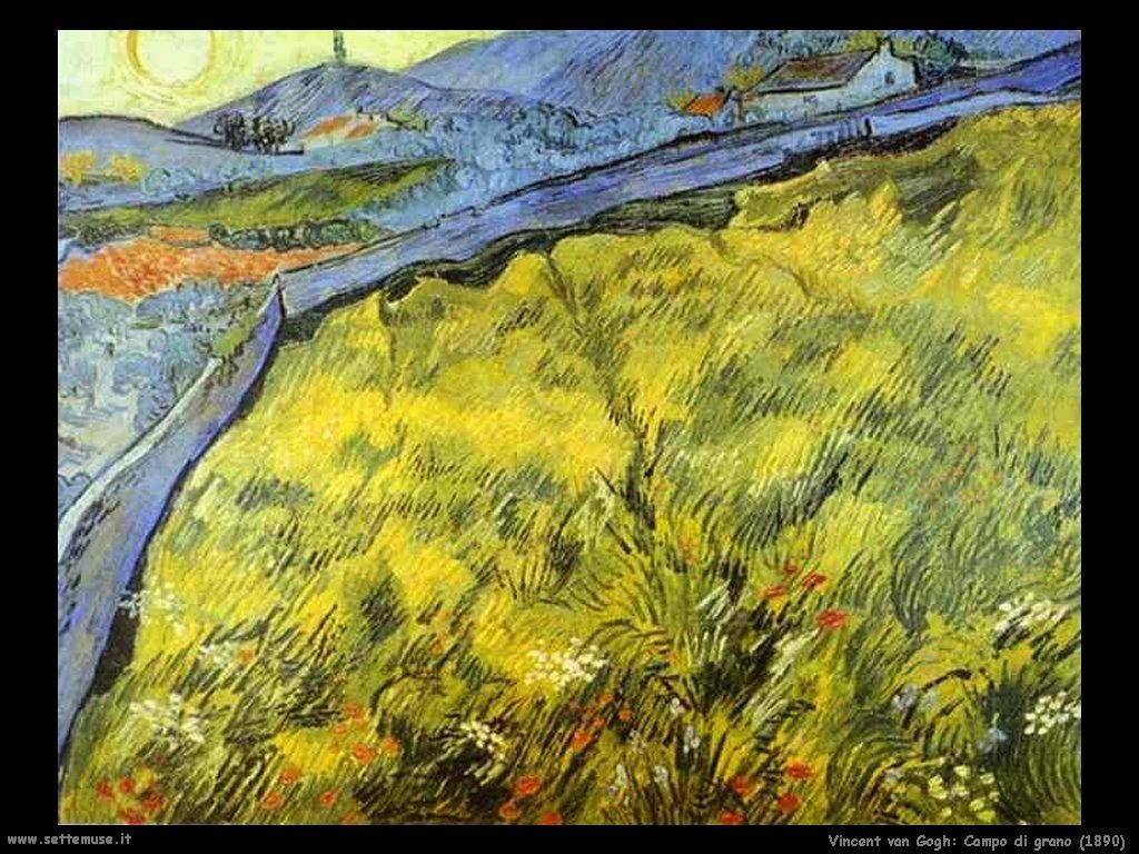 Vincent van Gogh_campo_di_grano_1890