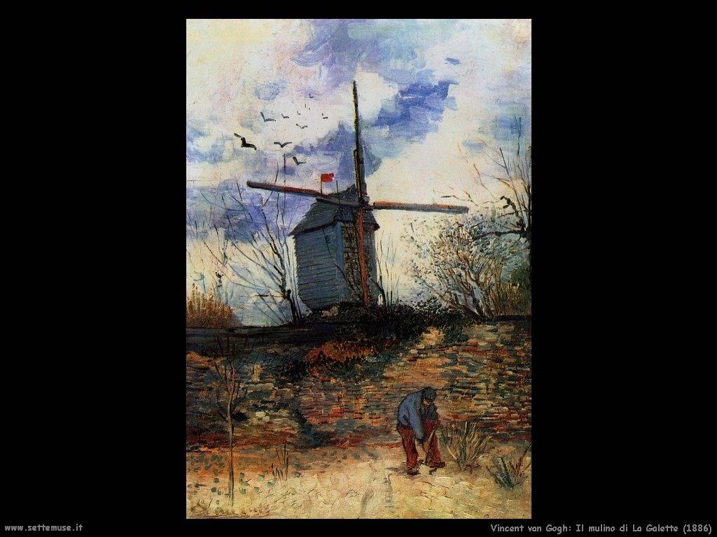 Vincent van Gogh_le_moulin_de_la_galette_1886