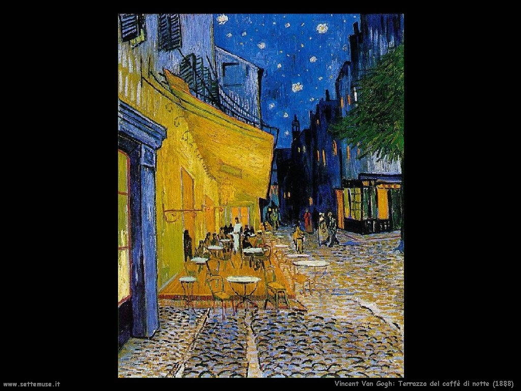 Vincent van gogh pittore biografia opere 2 for Notte di van gogh
