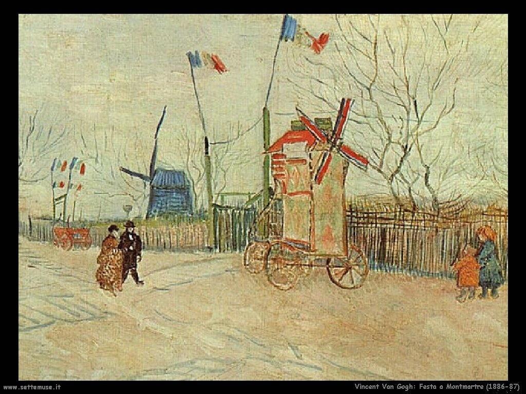 Vincent van Gogh_festa_a_momtmartre_1886