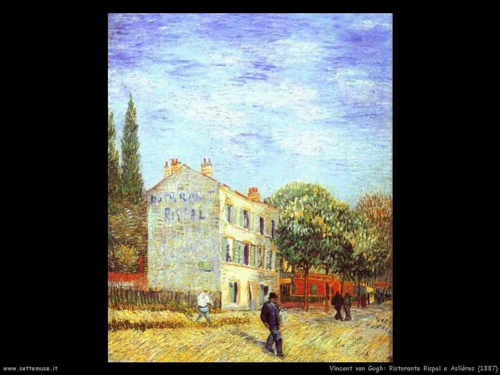 Vincent van Gogh_ristorante_rispal_a_aslières_1887