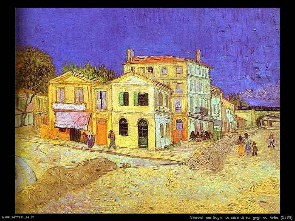 Vincent van Gogh_la_casa_di_van_gogh_ad_arles_1888