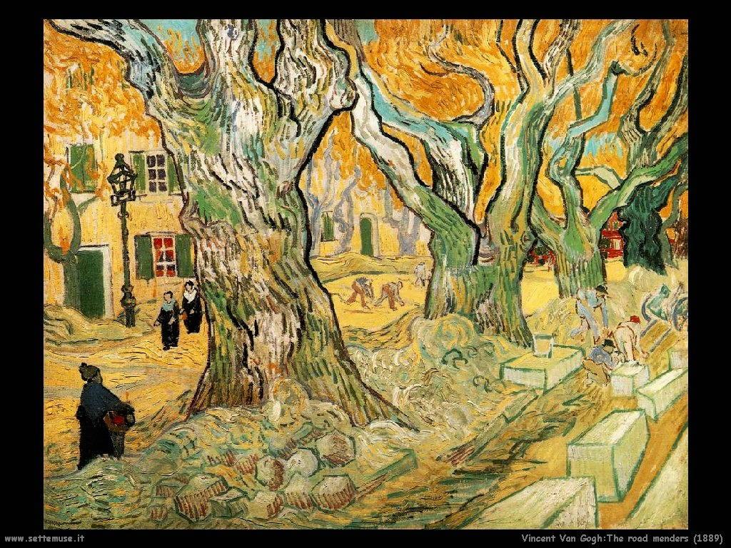 Vincent van Gogh_Strada degli impagliatori (1889)