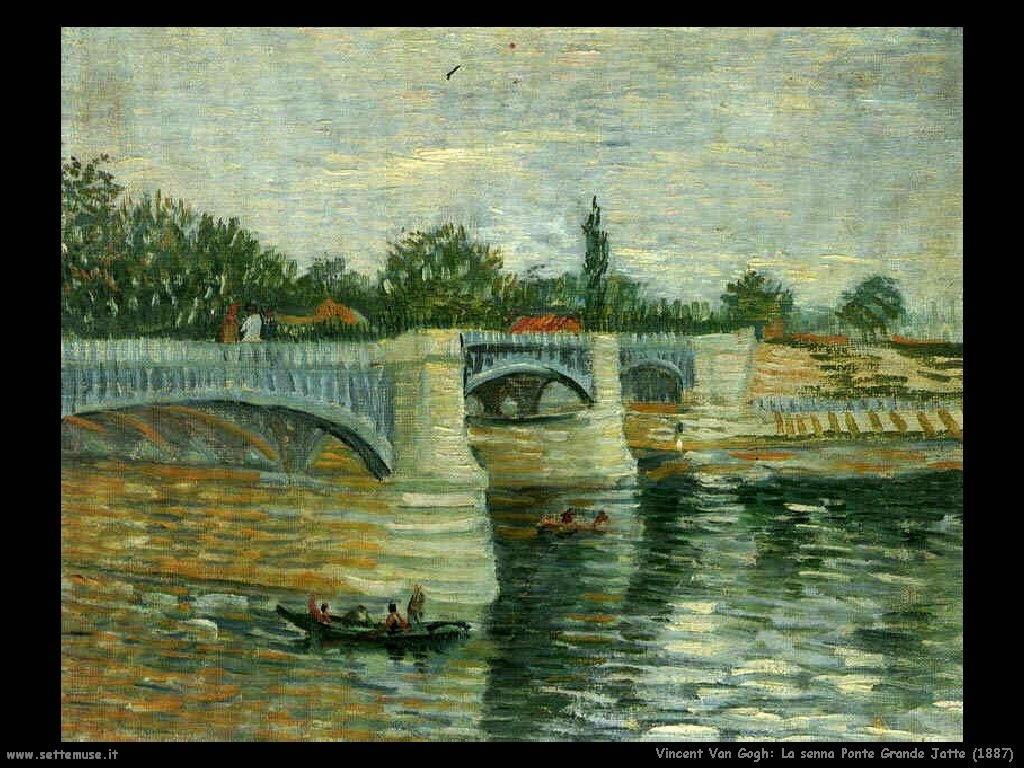 Vincent van Gogh_la_senna_ponte_grande_jatte_1887