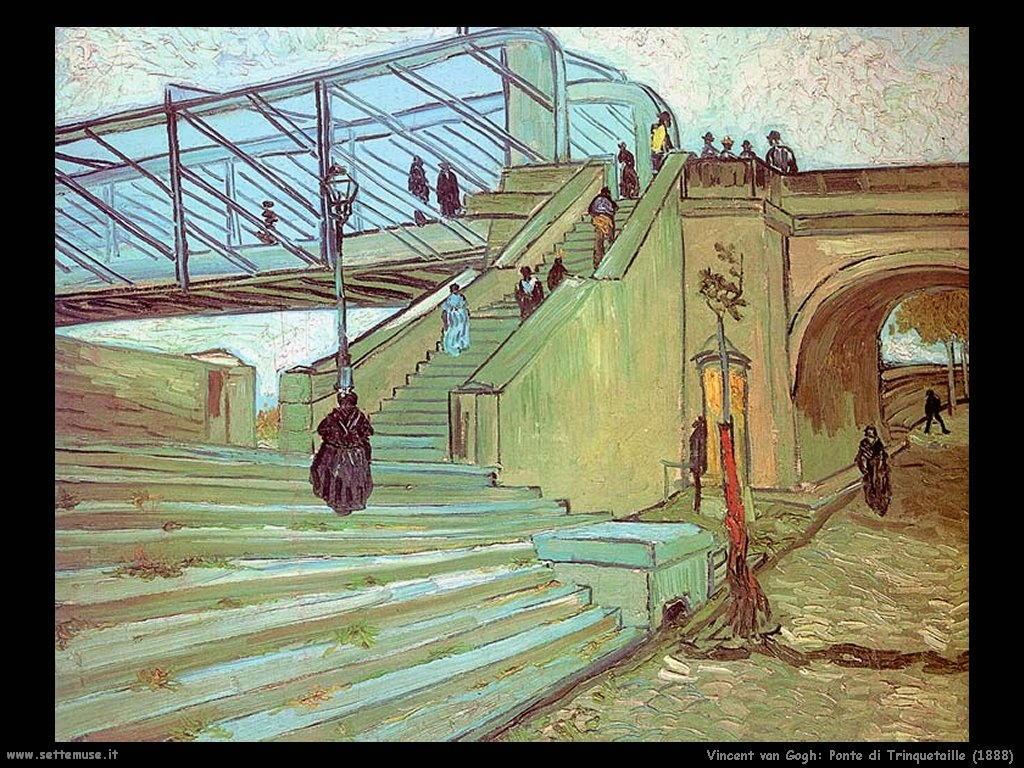 Vincent van Gogh_il_ponte_di_trinquetaille_1888