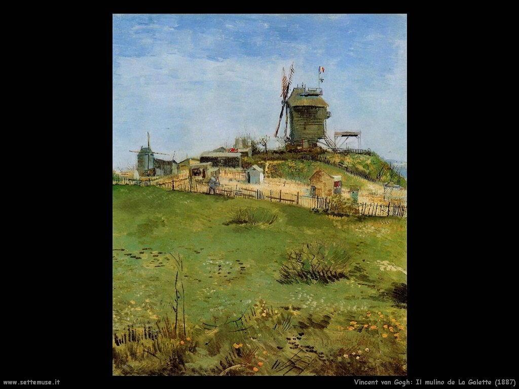 Vincent van Gogh_le_moulin_de_la_galette_1887