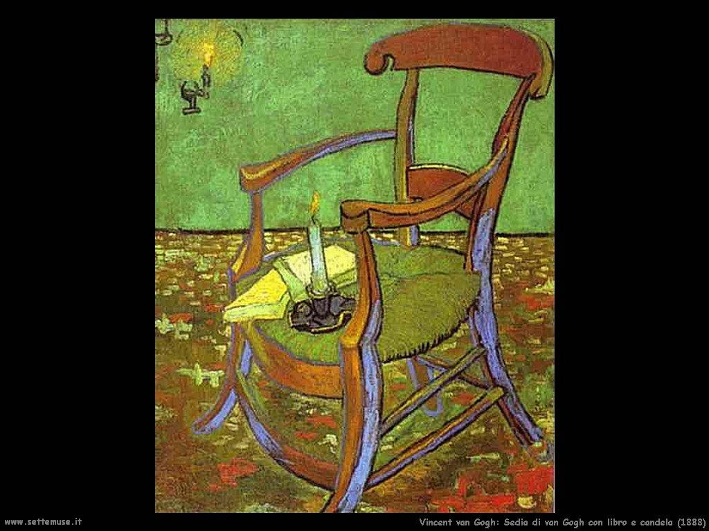Vincent van Gogh_sedia_di_van_gogh_con_libro_e_candela_1888
