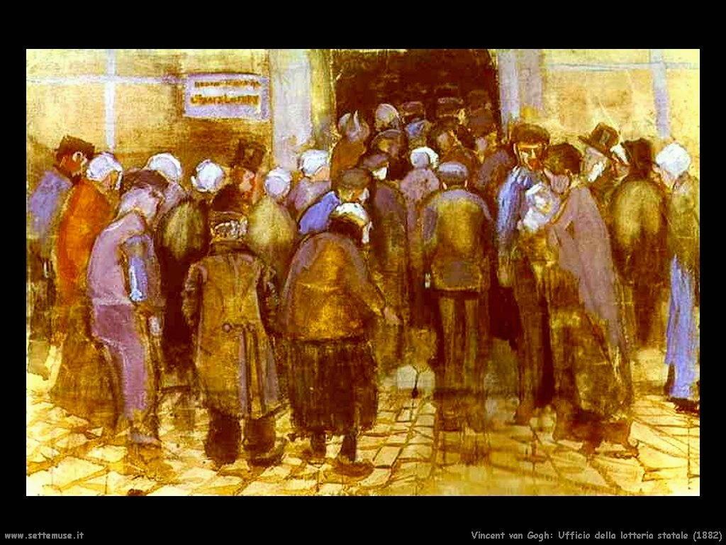 Vincent van Gogh_ufficio_lotteria_statale_1882
