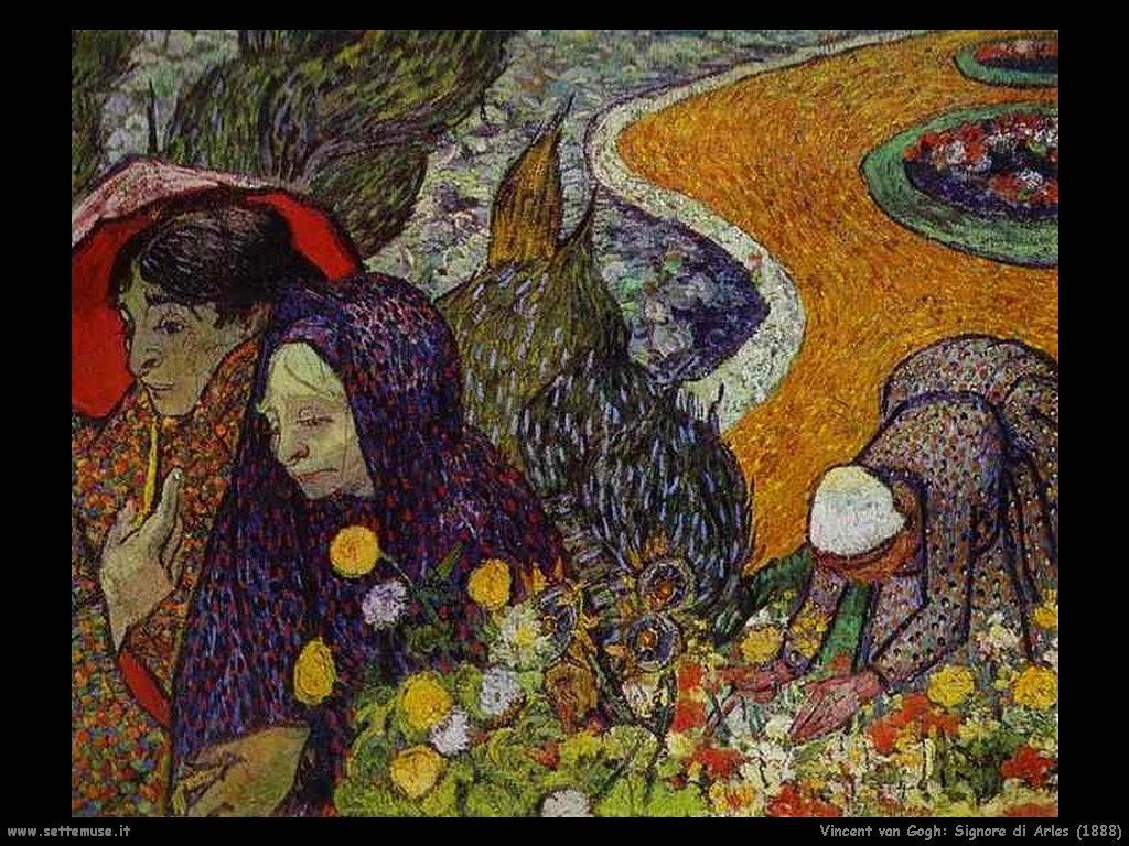 Vincent van Gogh_signore_di_arles_1888