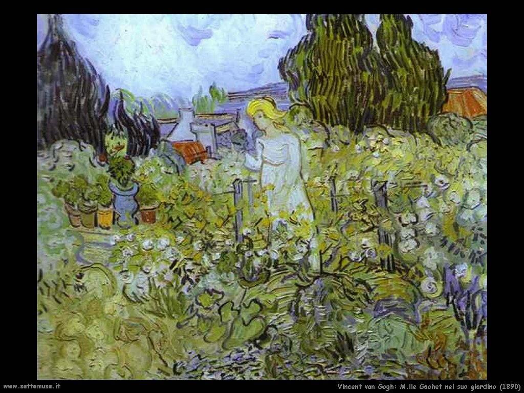 Vincent van Gogh_mlle_gachet_nel_suo_giardino_1890