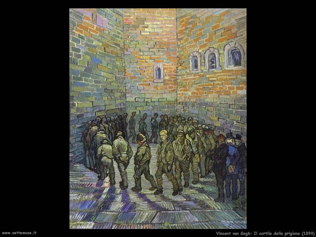 Vincent van Gogh_il_cortile_della_prigione_1890