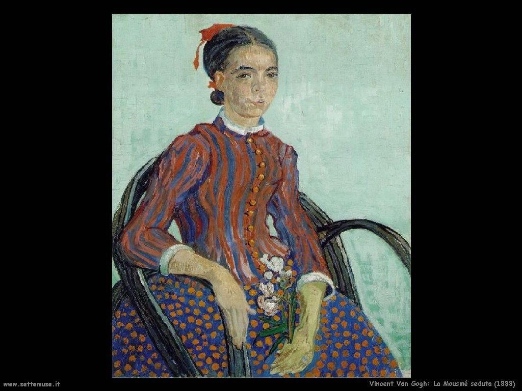 Vincent van Gogh_mousme_seduta_1888