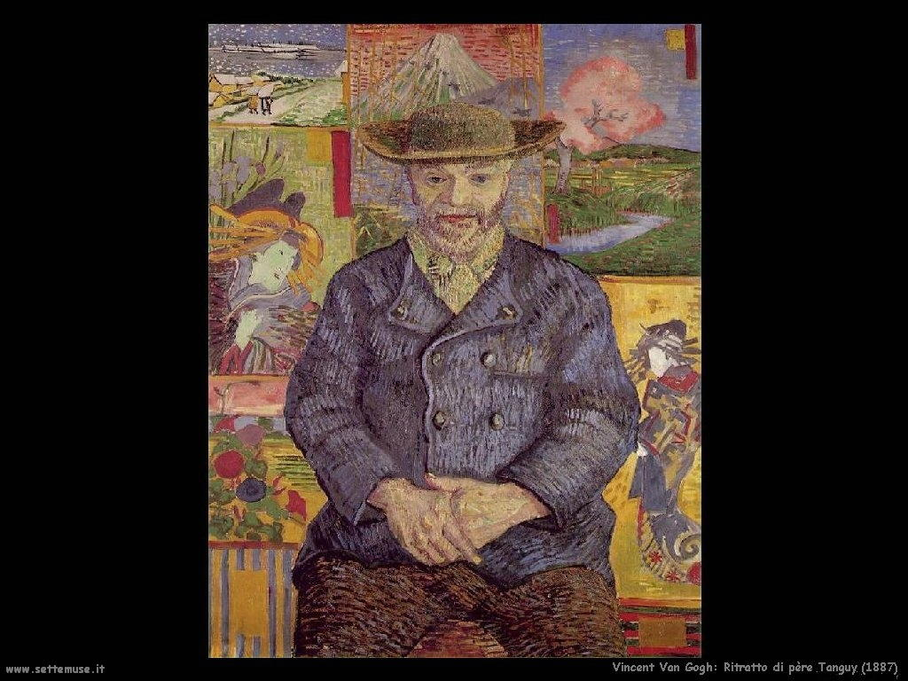 Vincent van Gogh_ritratto_pere_tanguy_1887