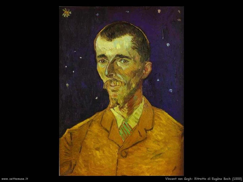 Vincent van Gogh_ritratto_di_eugène_boch_1888