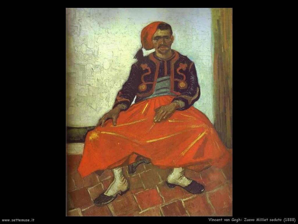 Vincent van Gogh_zuavo_milliet_seduto_1888