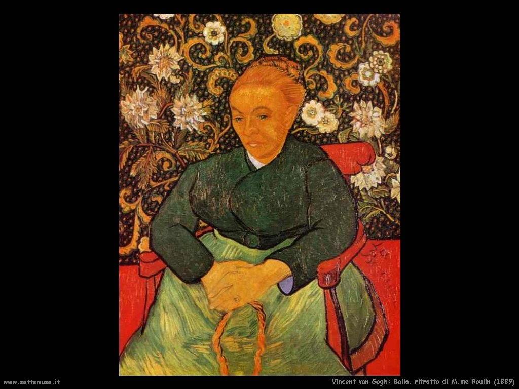 Vincent van Gogh_balia_ritratto_di_mme_roulin_1889