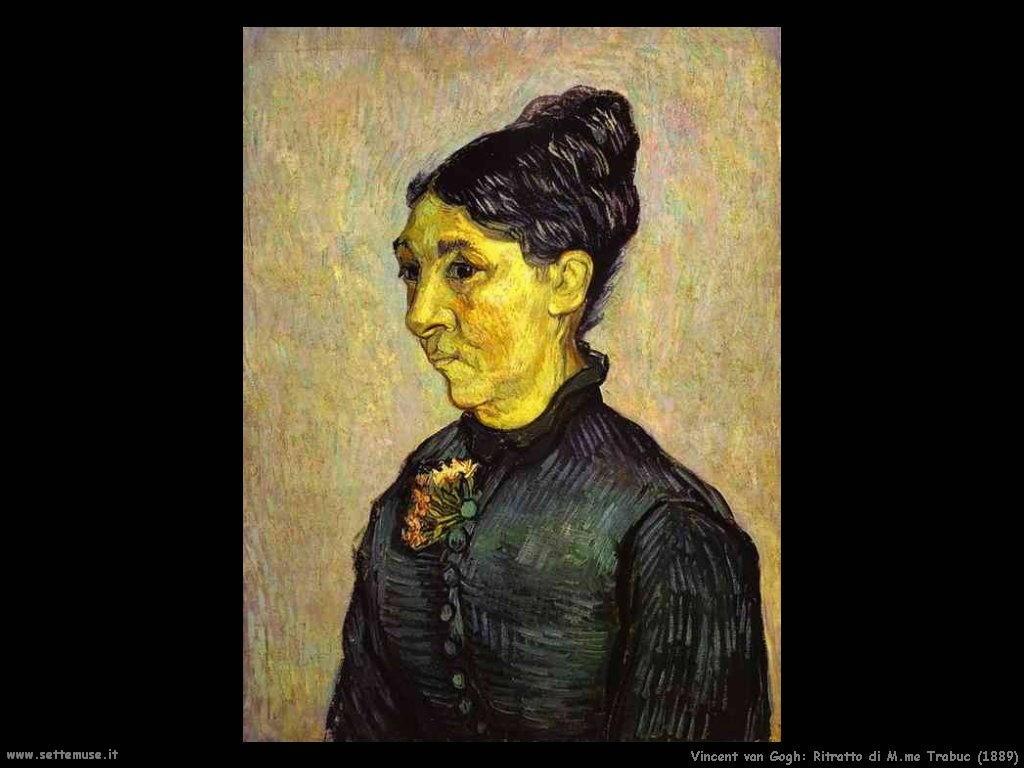 Vincent van Gogh_ritratto_mme_trabuc_1889