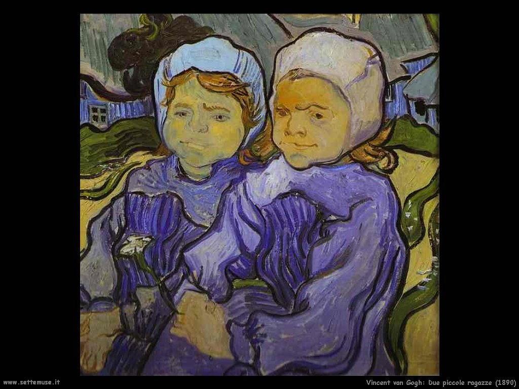 Vincent van Gogh_due_piccole_ragazze_1890
