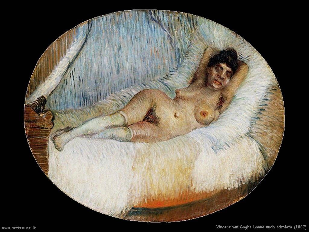 Vincent van Gogh_donna_nuda_sdraiata_1887