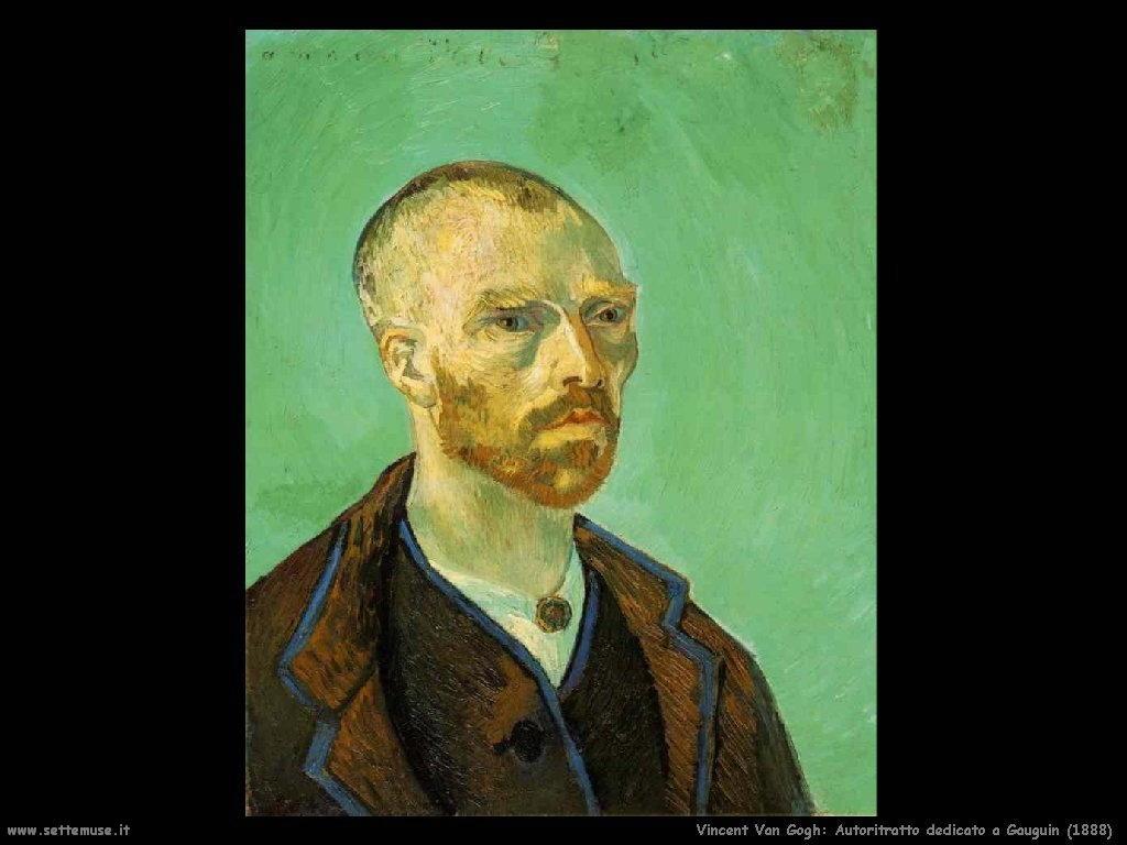 Vincent van Gogh_autoritratto_dedicato_a_gauguin_1888