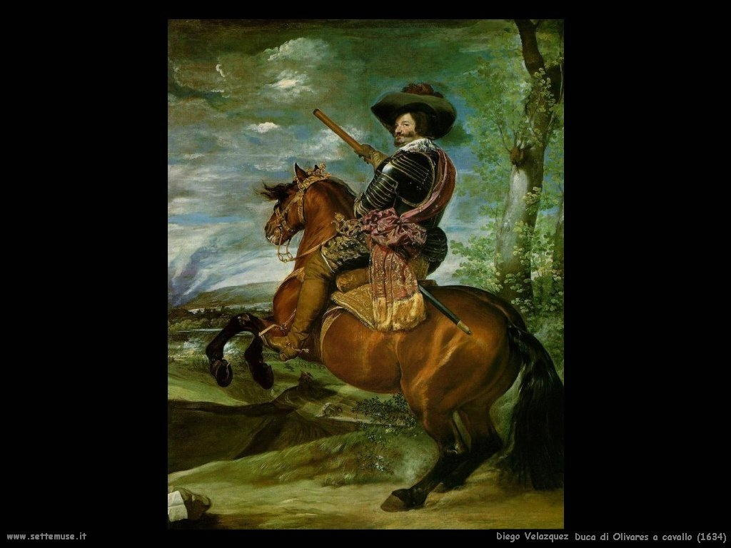 Diego Velà¡zquez_duca_di_olivares_a_cavallo_1634