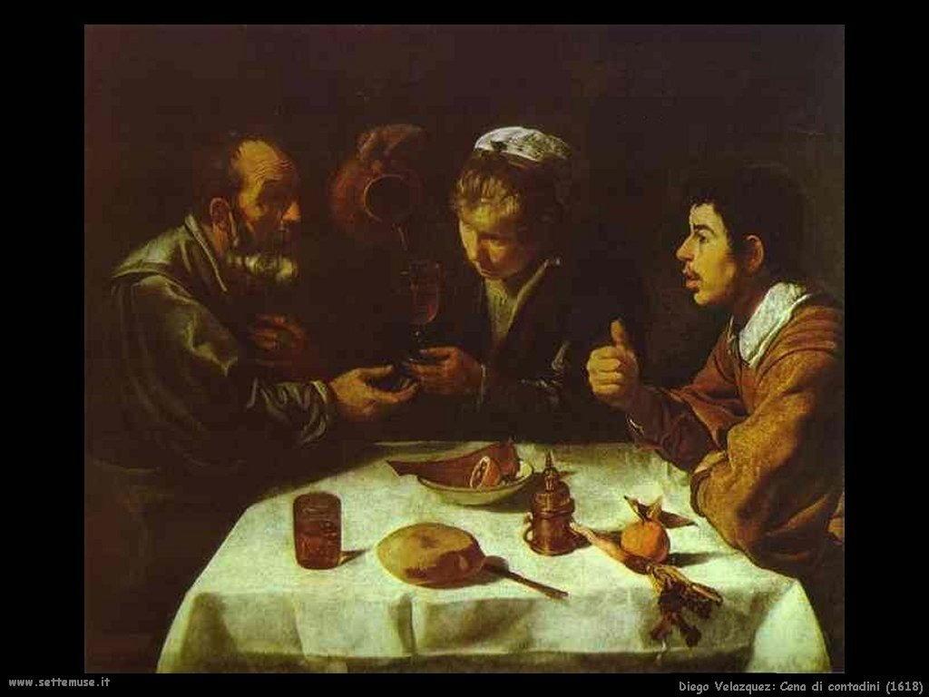 Diego Velà¡zquez_cena_di_contadini_1618