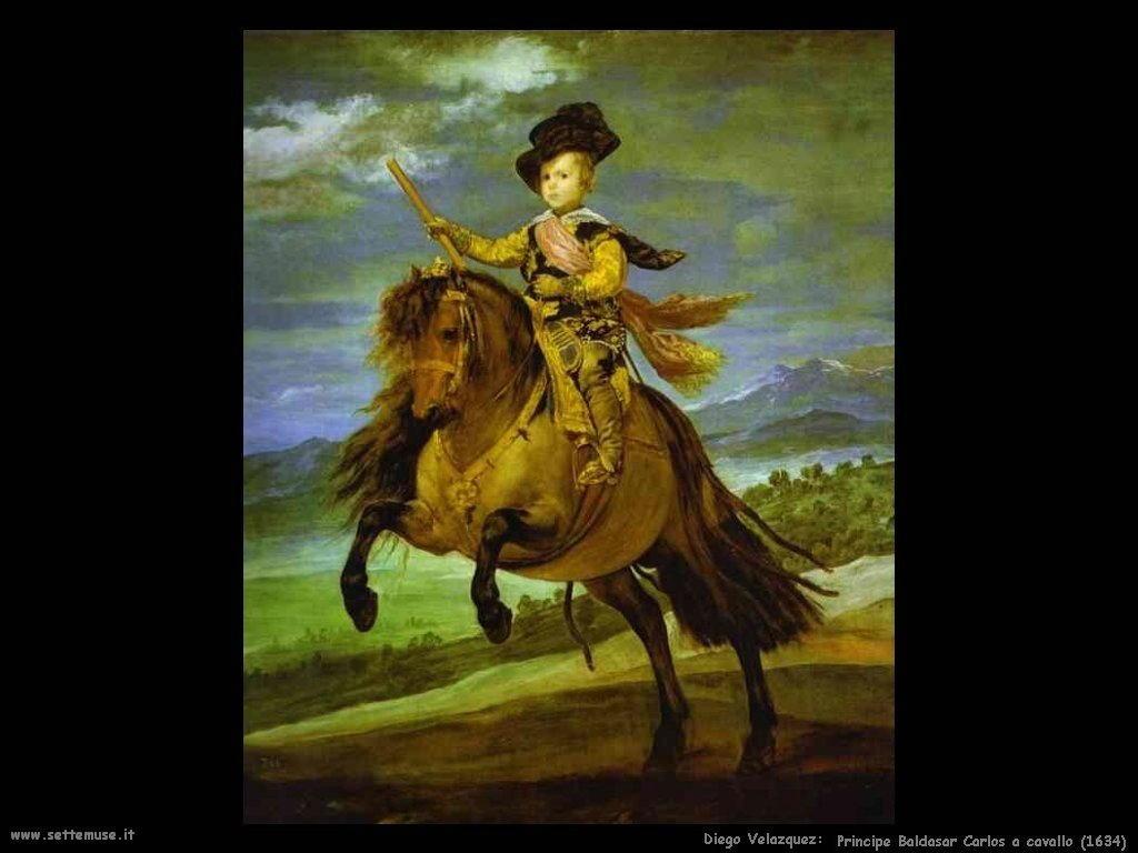 Diego Velà¡zquez_principe_baldasar_carlos_a_cavallo_1634