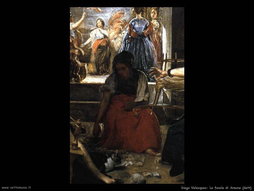 Diego velazquez pittore altre opere 2 - Venere allo specchio velazquez ...